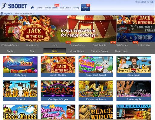 Mengulik Game Slot Online Kekinian