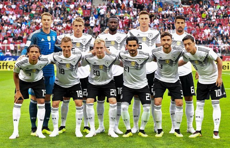 Tim Jerman Terbaru
